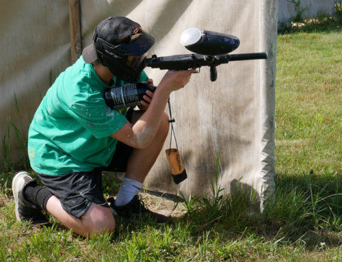 5 tips to reduce pain from paintballs